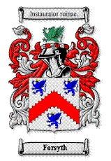 Forsyth Coat of Arms